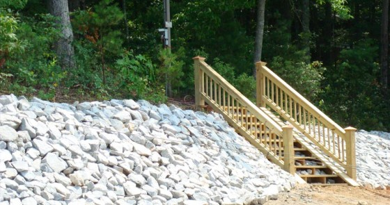 Shoreline Steps - Project 10 - View 2