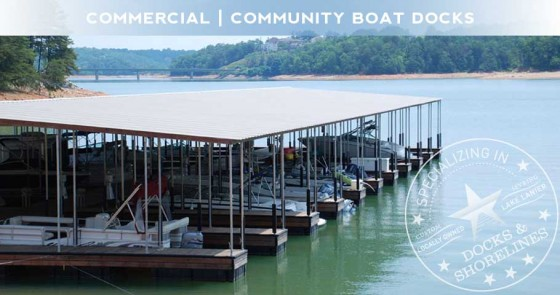 Commercial | Community Boat Dock 1