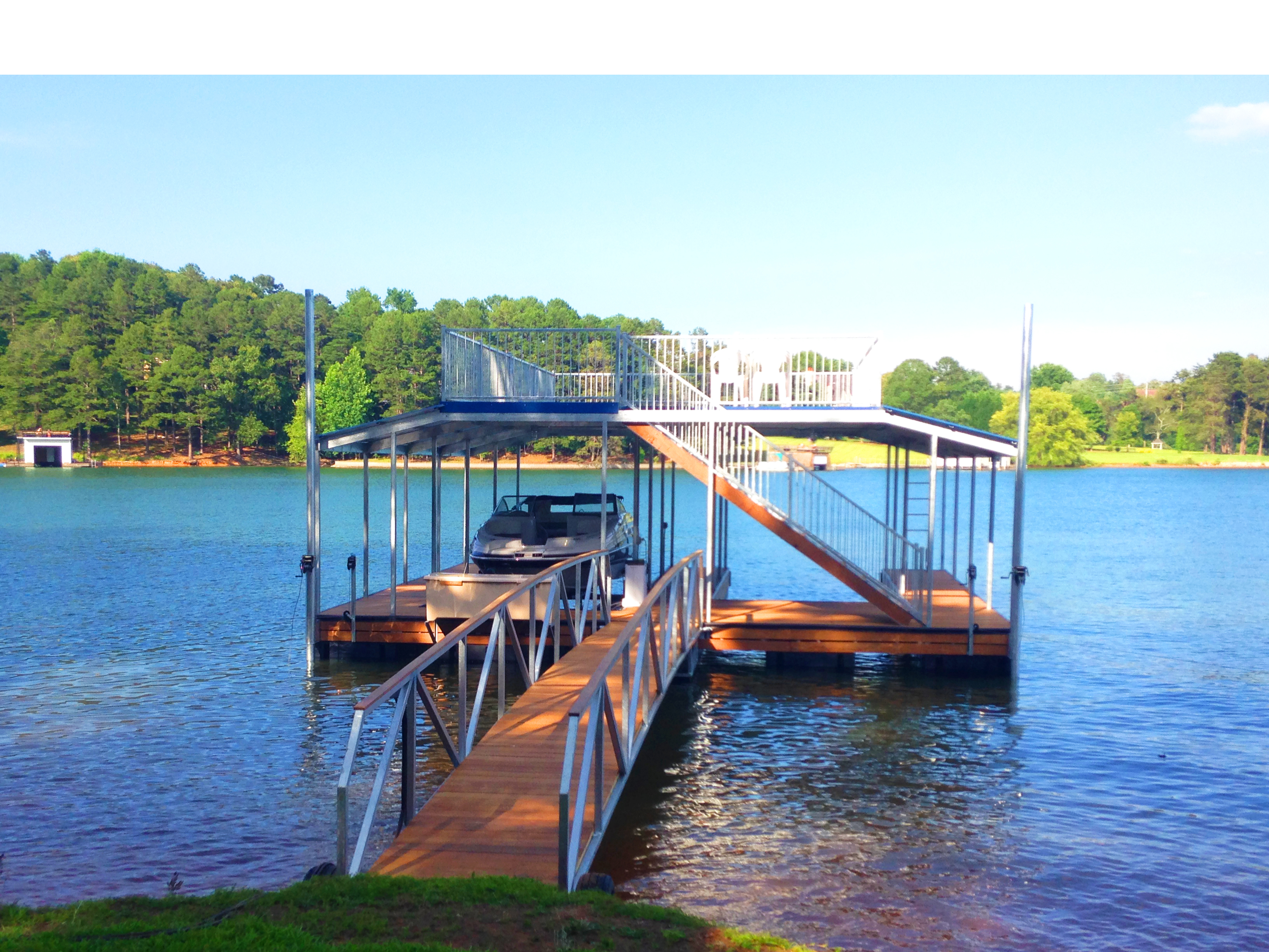 How Much Does It Cost To Get A Cdl >> How Much Does It Cost To Install A Boat Dock - About Dock Photos Mtgimage.Org